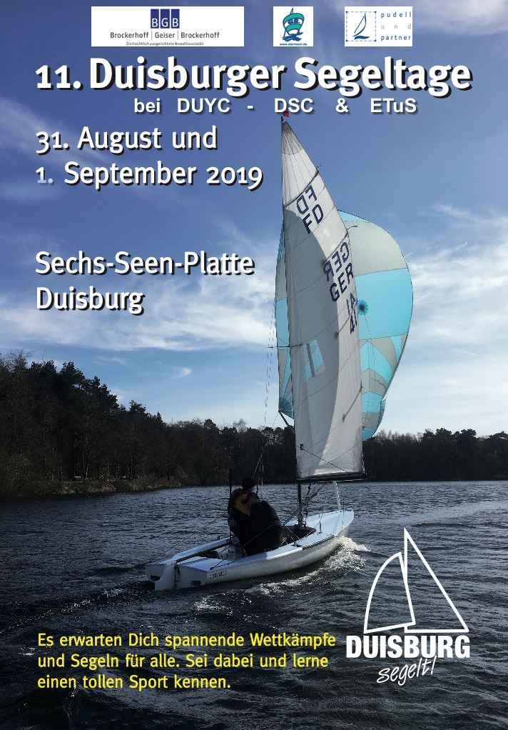 Duisburger Segeltage 2019 1