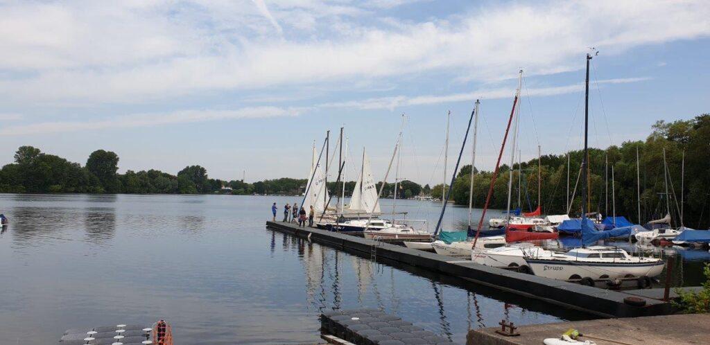 Prüfung zum Sportbootführerschein binnen (Motor & Segeln) Teil 1 2