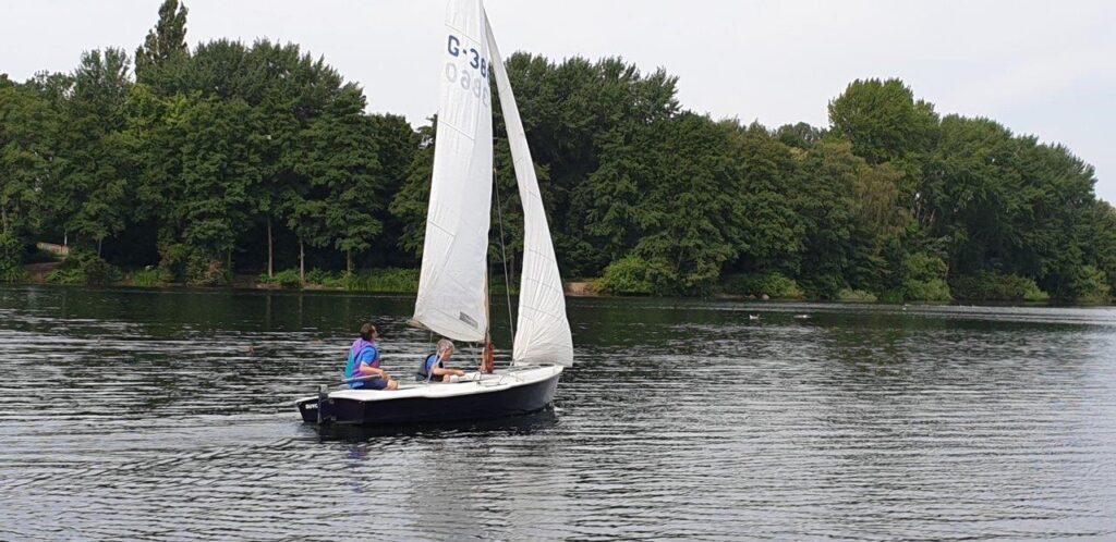 Prüfung zum Sportbootführerschein binnen (Motor & Segeln) Teil 1 18