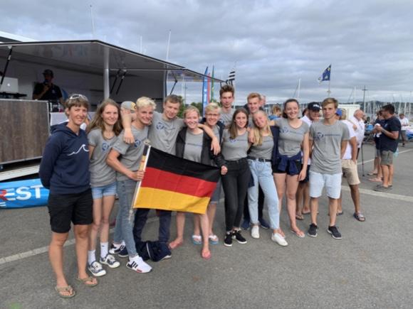 Pia und Tim Conradi: Unser Saisonrückblick 2019 im Laser 3