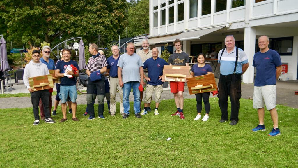 Jollerkreuzer Cup Duisburg am 18./19.9.2021 3