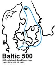 "die ""DickeBank"" beim Baltic 500 - double hand - non stop 1"