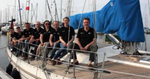 Allein unter Holländern – Bestes Deutsches Boot 1