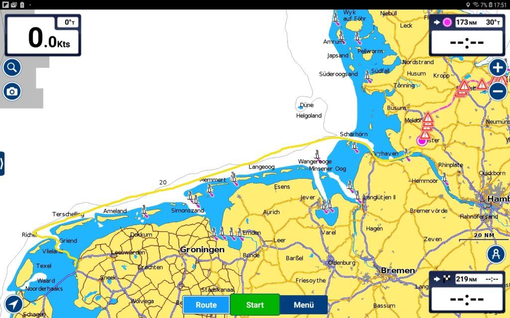 Hurra wir segeln wieder - Baltic 500 is calling 1
