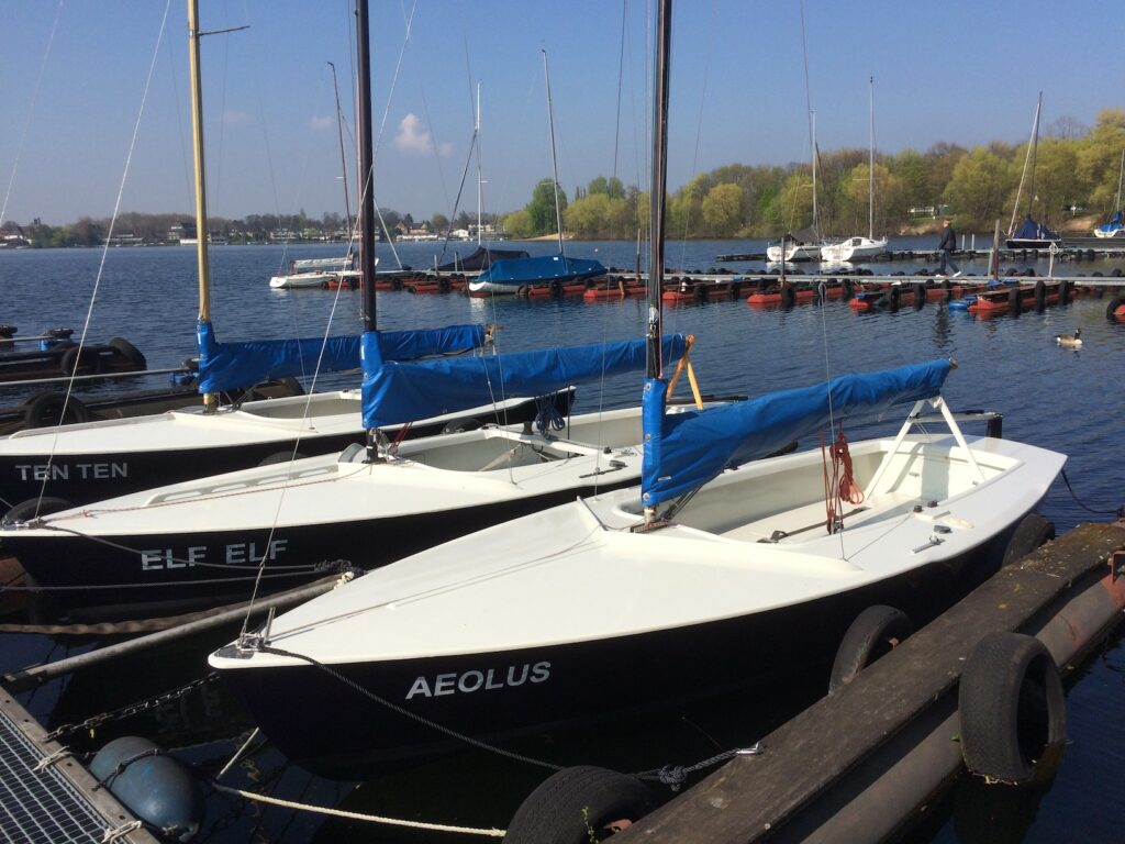 Tag der Ausbildung im Duisburger Yacht-Club 21