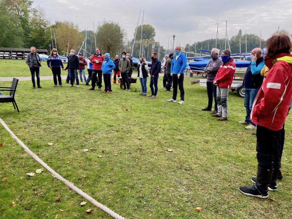 54. Niederrhein-Meisterschaft der Kielzugvögel am 17./18.10.2020 3
