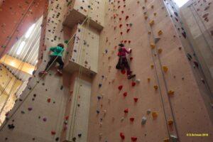 Klettertour der Opti-Kinder 2