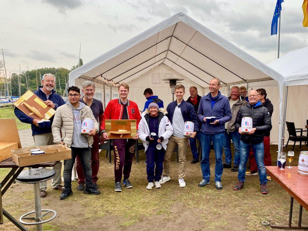 16er Jollenkreuzer Stadtmeisterschaft 6