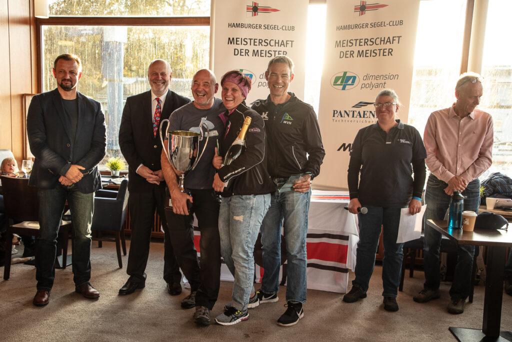 Alex Morgenstern gewinnt die Meisterschaft der Meister 2019 2
