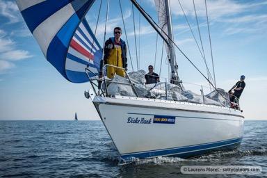 """Team DickeBank beim October Race vor Medemblik - """"19 Punkte – 4 davon Blau"""" 1"""