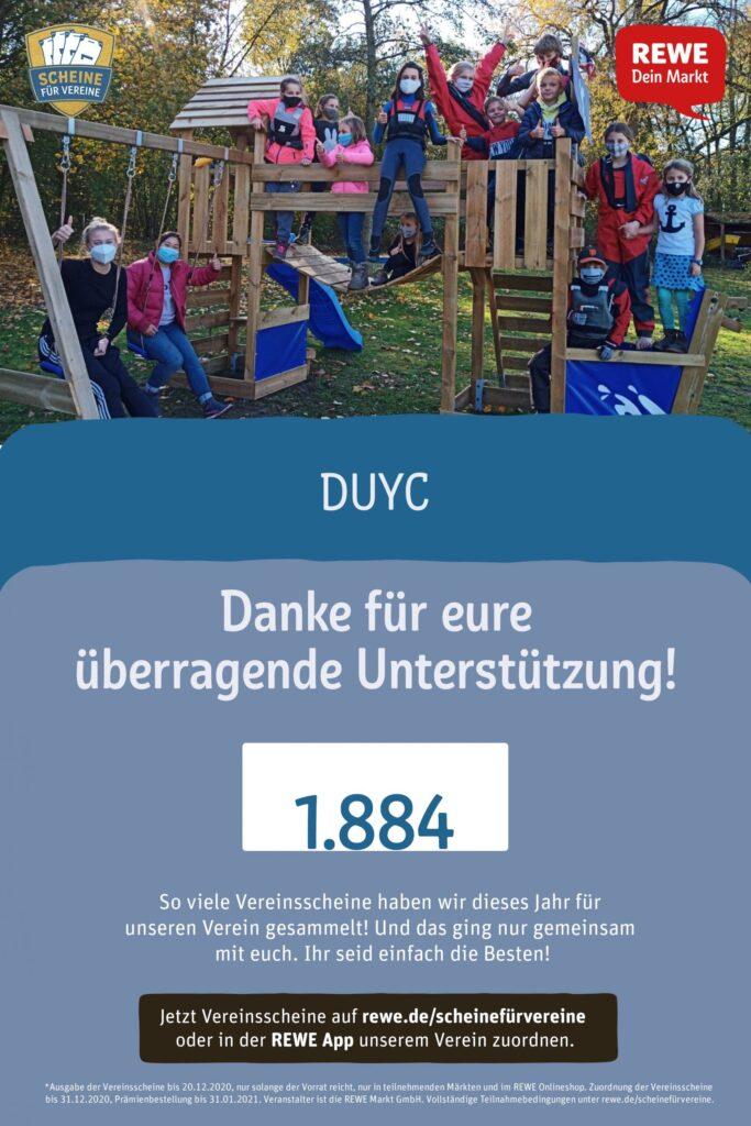 """REWE-Aktion """"Scheine für Vereine"""" wurde zum 31.12.2020 beendet 1"""