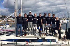WM der Seesegler in Kopenhagen - ORCi World 2016 1
